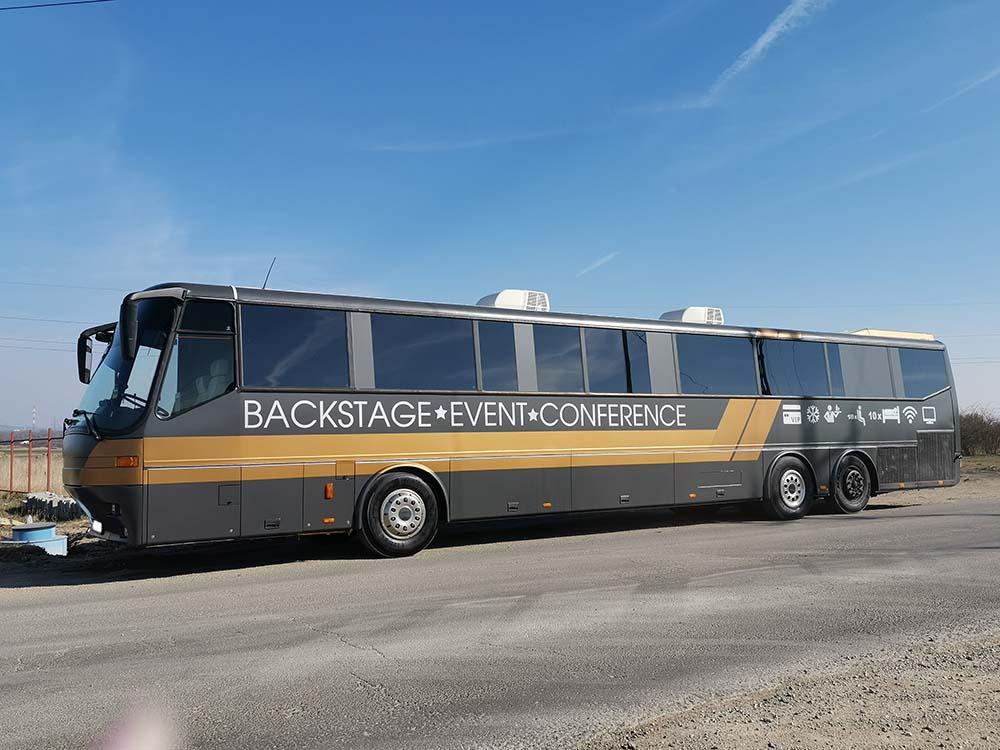 luxus buszbérlés